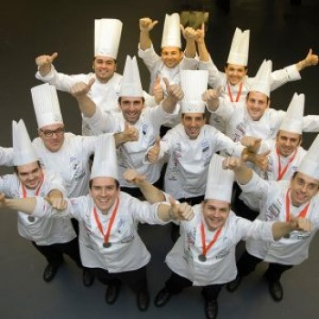 Due argenti per l'Italia alla Culinary World Cup 2014