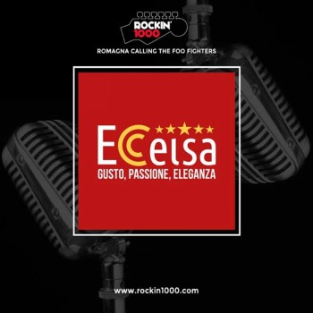 Eccelsa e Rockin'1000: una partnership da Guiness World Record