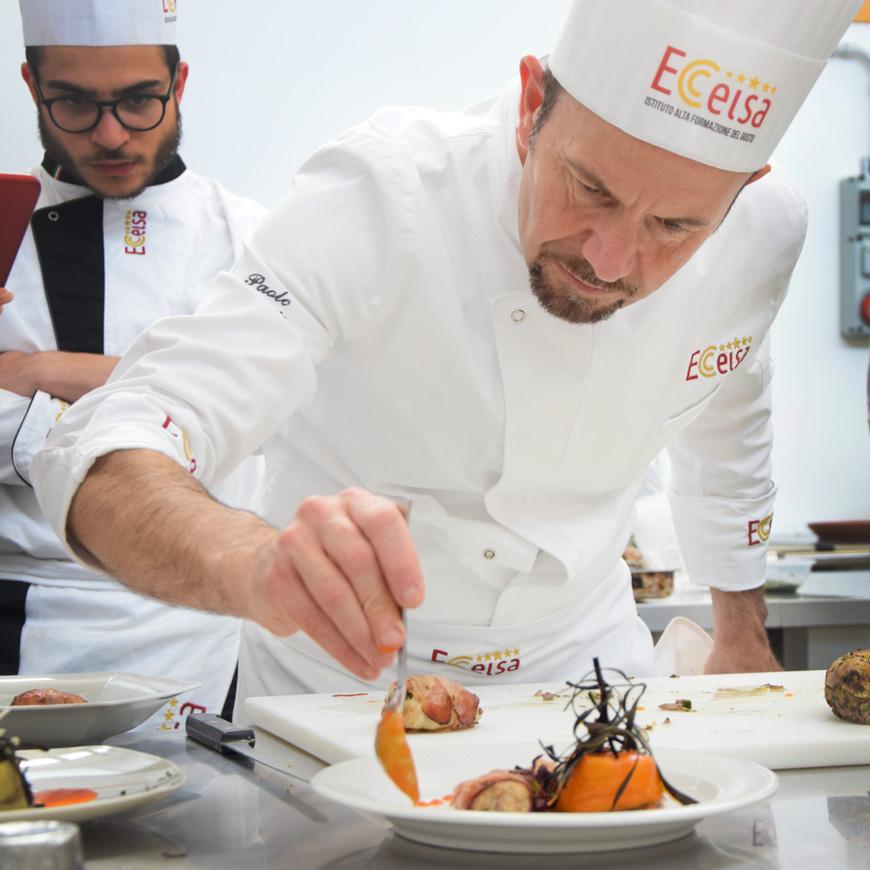 Corso Di Cucina Professionalizzante 10 Edizione Istitutoeccelsa